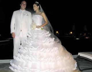 Fototendencias bodas de famosos colombianos