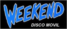 Weekend Disco Móvil